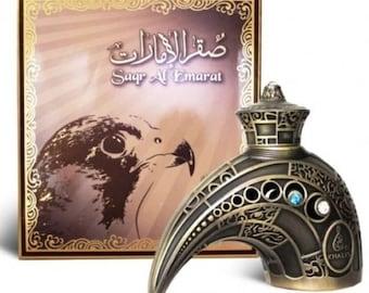 SAQR Al EMARAT by Khalis Perfumes, Attar, Itr, Perfume, Fragrance Oil 20 ML