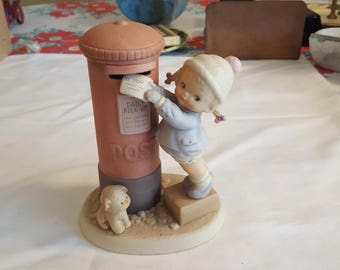 """Enesco 1988 Figurine """"This One's for You, Dear"""""""