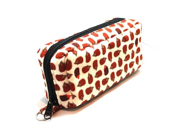 Essential Oil Case Holds 10 Bottles Essential Oil Bag Small Hedgehogs