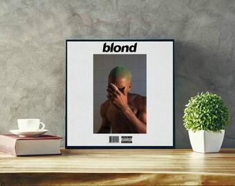 Frank Ocean Album Limited Artwork