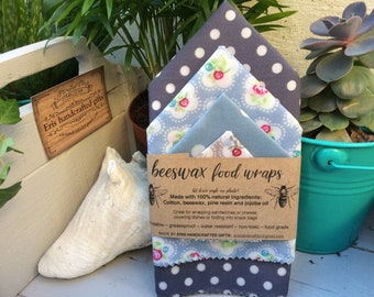 Beeswax Food Wraps Multipack 3 + 1 free!
