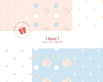 Donut Digital Paper