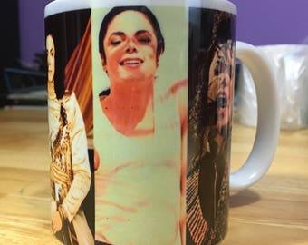 Michael Jackson Dangerous 11oz mug