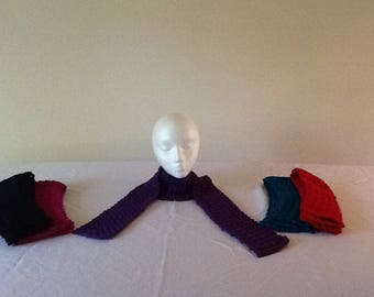 Broomstick Lace Scarf