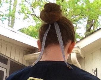 Shelly's Sea Shell Hair Ribbon