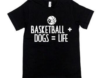 Basketball + Dogs = Life