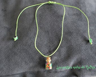 Gourmet sweets candy necklace