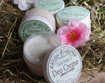 Odd Polly's Deodorant cream 50 ml, aluminium free, vegan, deodorant all natural, cream deodorant