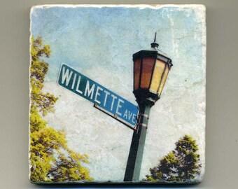 Wilmette - Original Coaster