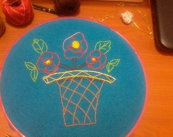 my Embroideries