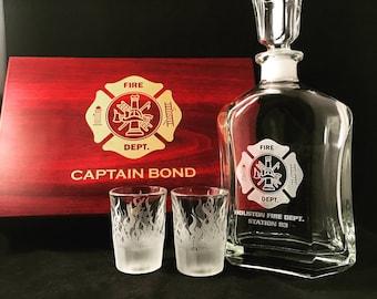 Fireman Graduation, Fireman gifts, Fireman Retirement, Firefighter gifts, Firefighter graduation, Fireman, Firefighter wife