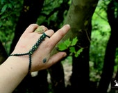 Macrame Ring Bracelets, M...