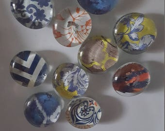 Pretty Magnets, variety pack of 5