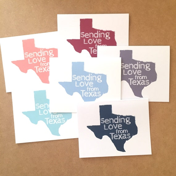 Texas greeting card texas gifts texas cards greetings from m4hsunfo