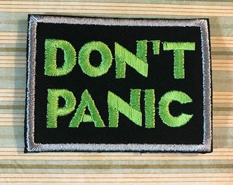 Don't Panic - PATCH
