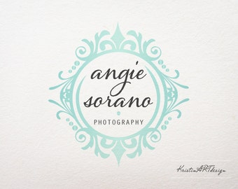 Photography Logo - Customized for any business logo - Premade Photography Logos- Watermark