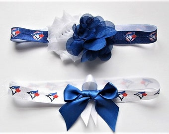 Toronto Blue Jays wedding garter