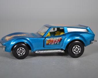 "Lesney Matchbox K-55 Corvette ""Caper Cart"""