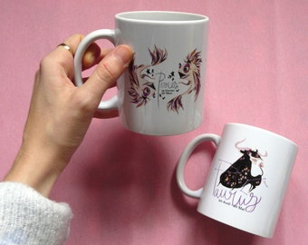 MUG/cups: available for all zodiac signs