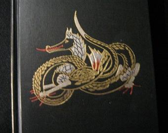 The Hobbit J R R Tolkien De Luxe edition 1984