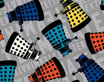 BBC Licensed Dr. Who by Springs Creative Dalek Toss