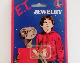 Vintage E.T. Earrings- E.T. and Gertie
