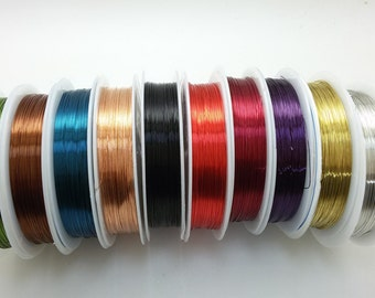 0.3 mm Jewelry Wire , Muti Color Wire ,Electroplating wire , Premium Quailty Wire , Wholesale jewelry Wire