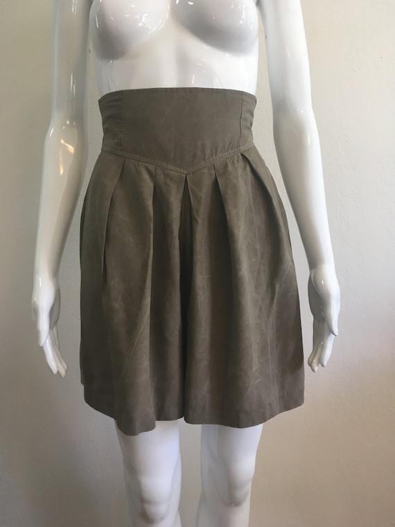 Overwatch Sombra Themed Skort Shorts Skirt Made to Measurements 7qgPSDhHI