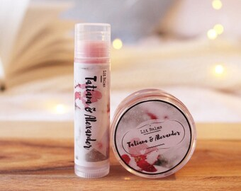 Tatiana & Alexander Lip Balm | Inspired by The Bronze Horseman