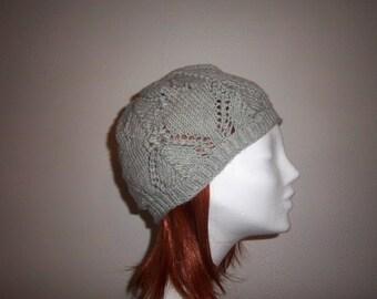 Hat woman wool (grey).