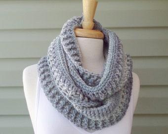 PATTERN S-100 / Crochet Pattern / Mavis Infinity - 250/100 yards of worsted weight