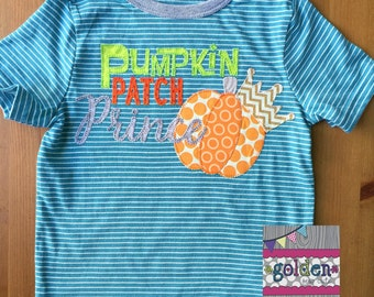 Halloween Pumpkin Patch Prince, Pumpkin Crown Boy Tee, Boy Shirt, Onesie