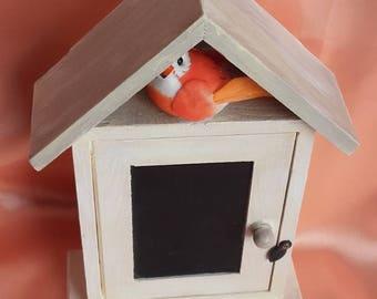 Key bird box
