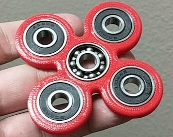 Best Quad Fidget Spinner- Ceramic bearing - High speed