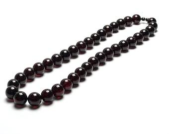 Natural baltic amber, genuine amber, amber beads, amber necklace, Bernstein Halskette, 琥珀珠子, ambra
