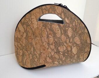 Cork Handbag, travel bag