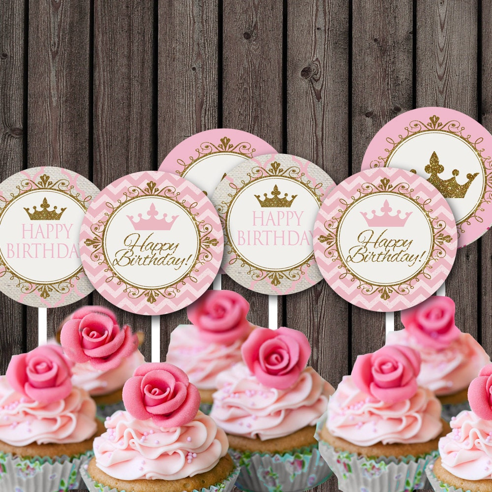 Crown Cake Toppers South Africa