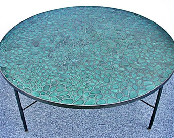 Heals coffee table 1970,s