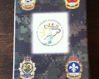 Playing Cards - Army - CFB/BFC GAGETOWN Preservation - Conservation - Restoration - Compliance