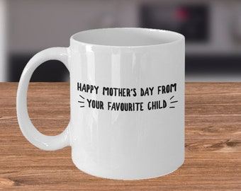 Mothers day gift - Mothers day mug - Gift for mom