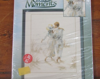 Leisure Arts Quiet Moments cross stitch kit