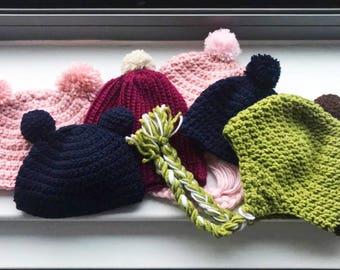 Crochet Kid's Hat