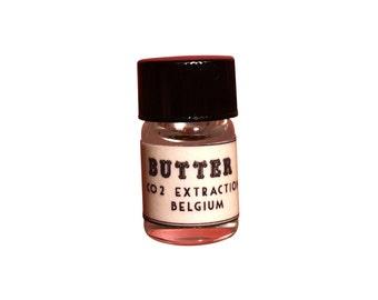 Butter CO2 Essential Oil, Belgium - 5/8 dram