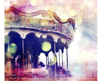 Fine Art Print Carnival Dreams