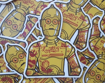 C3PO #Tatted