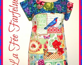 SALE SHABBY tunic 38 and 42
