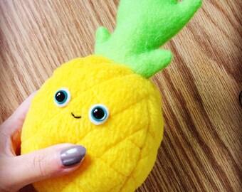 Happy Pineapple Plush