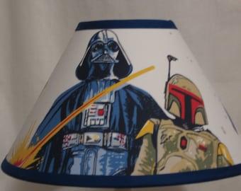 Star Wars Darth Vader Childrenu0027s Fabric Lamp Shade/Childrenu0027s Gift/Star Wars  Decor