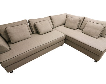 Natalie Modular Sofa Corner Chaise Longue