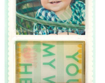 Crate Paper Maggie Holmes Styleboard Photo Overlays -- MSRP 5.00